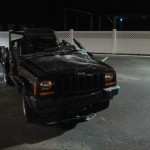 Jeep XJ Destroyed - 01
