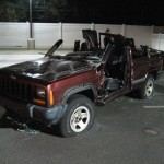 Jeep XJ Destroyed - 02