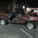Jeep XJ Destroyed - 03