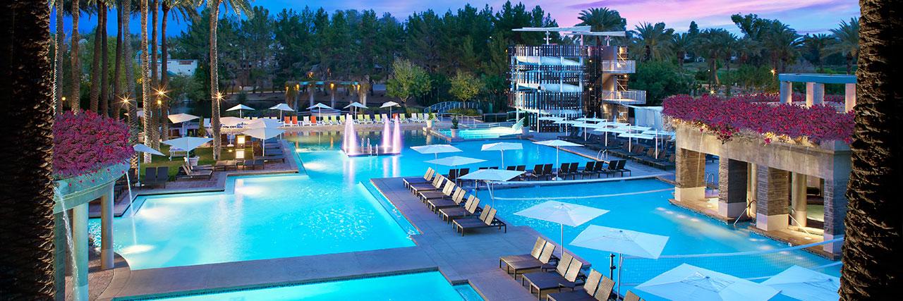 The Hyatt Regency Scottsdale Resort Spa At Gainey Ranch