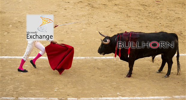 Bullhorn vs. Exchange