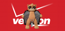 Verizon - Password Release Bear