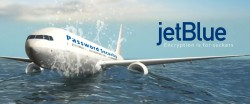 JetBlue: Encryption is for Suckers