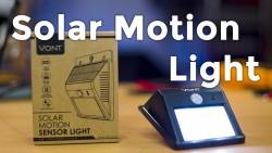 Solar Motion Light - Cover Image