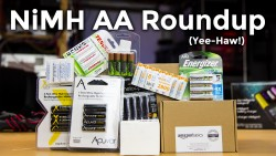 NiMH Battery Roundup - Cover Pic